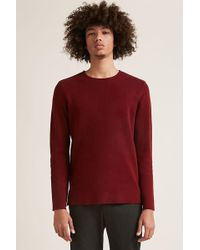 Forever 21 - Vented Ribbed Sweater - Lyst