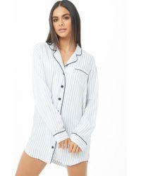 d4f8eee0c8a52d Damen Forever 21 Nachthemden und Schlafshirts ab 10 € - Lyst