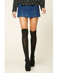 Forever 21 - Over-the-knee Sock Set - Lyst