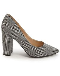 Forever 21 - Glen Plaid Pointed Toe Court Shoes - Lyst