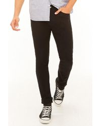 Forever 21 - Slim-fit Trousers - Lyst