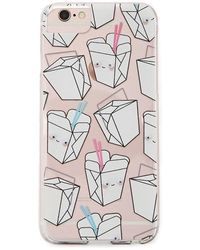 Forever 21 - Takeout Box Case For Iphone 6/7/8 - Lyst