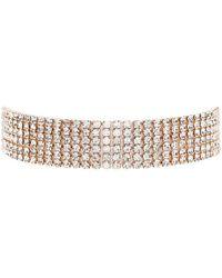 Forever 21 - Rhinestone Layered Bracelet - Lyst