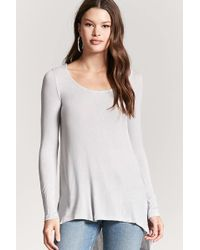 Forever 21 | High-low Swing Top | Lyst