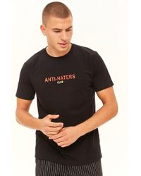 Forever 21 - Anti-haters Club Graphic Tee - Lyst