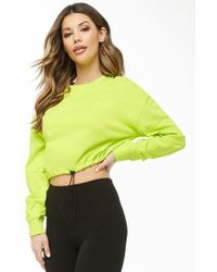 Forever 21 - French Terry Sweatshirt - Lyst