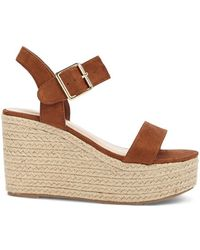 Forever 21 - Faux Suede Wedges - Lyst