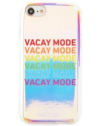 Forever 21 - Vacay Mode Graphic Case For Iphone 6/7/8 - Lyst