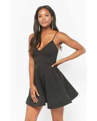 Forever 21 - Fit & Flare Homecoming Dress - Lyst