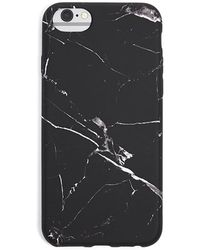 watch 8a598 38cfa Lyst - Forever 21 The Casery Marble Case For Iphone 7 Plus