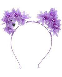 Forever 21 - Led Light-up Floral Headband - Lyst