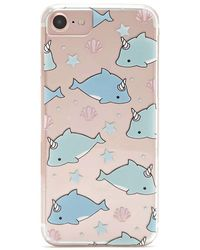 Forever 21 - Narwhal Case For Iphone 6/6s/7/8 - Lyst