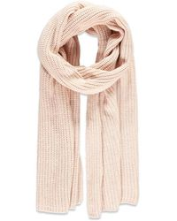 FOREVER21 - Purl Knit Scarf - Lyst