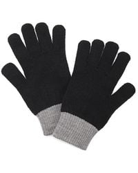 Forever 21 - Contrast Ribbed Gloves - Lyst