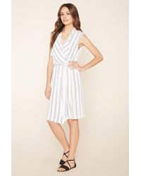 596faa7c21 Forever 21 Contemporary Pleated Jacquard Tea Dress You ve Been Added ...