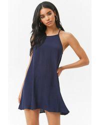 Forever 21 - Billowy Mini Dress - Lyst