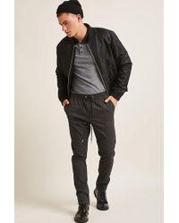 Forever 21 - Slim-fit Drawstring Pants - Lyst