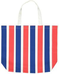 Forever 21 - Multicolor Striped Tote Bag - Lyst