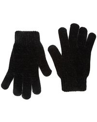 Forever 21 - Fuzzy-lined Chenille Gloves - Lyst