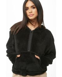 Forever 21 - Women's Active Faux Fur Pullover Top - Lyst