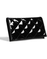 Forever 21 - Faux Patent Leather Wallet - Lyst