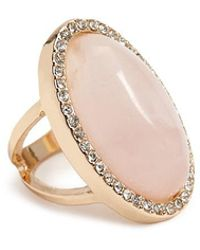 Forever 21 - Faux Stone Ring - Lyst