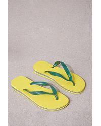 Forever 21 - Men Havaianas Brazil Sandals - Lyst