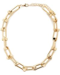 Forever 21 - Chain Link Necklace , Gold - Lyst