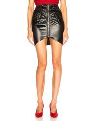 RTA - Isla Skirt In Black - Lyst