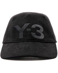 Y-3 - Unconstructed Cap - Lyst