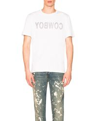 Helmut Lang   Re-edition Cowboy T-shirt   Lyst