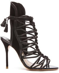 Sophia Webster - Lacey Lace-up Gladiator Sandal - Lyst