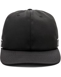 706aaa233ea Givenchy Black Shiny Bucket Hat in Black for Men - Lyst