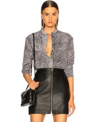 Rag & Bone - Christie Shirt - Lyst