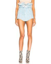 Y. Project - Mini Skirt - Lyst