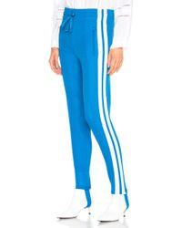 Étoile Isabel Marant - Doriann Sporty Knit Track Pants - Lyst