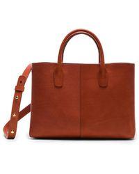Mansur Gavriel | Mini Folded Bag | Lyst