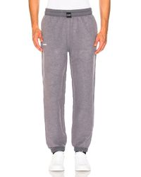 76f2119a Lyst - Vetements Angel-charm Cotton-blend Inside-out Sweatpants in ...