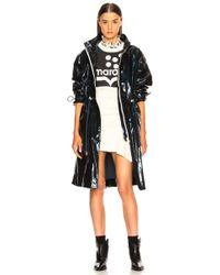 Isabel Marant - Ensel Raincoat - Lyst