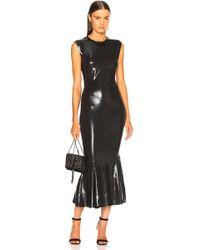 Norma Kamali - For Fwrd Fishtail Dress - Lyst