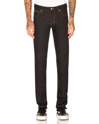 Naked & Famous - Super Skinny Guy Stretch Selvedge 11.5 Oz. - Lyst