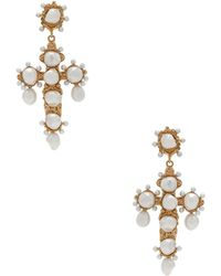 Christie Nicolaides - Celestina Earrings - Lyst