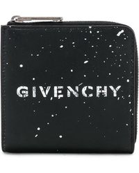 Givenchy - Zip Wallet - Lyst