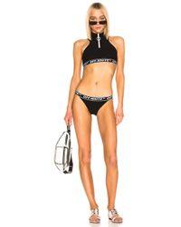Off-White c/o Virgil Abloh - Active Zip Bikini Set - Lyst