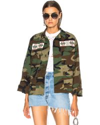 Icons - Military Field Jacket - Lyst