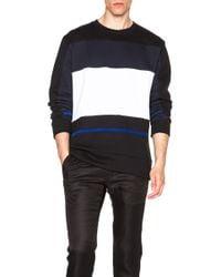 Casely-Hayford - Mayweather Paneled Sweatshirt - Lyst