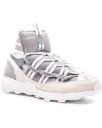 Kolor - X Adidas Suede Adizero Sneakers - Lyst