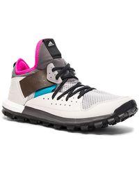 Kolor - X Adidas Knit Response Trail Sneakers - Lyst