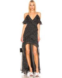 Jonathan Simkhai Speckle High Low Dress