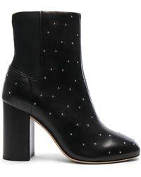 Rag & Bone - Leather Agnes Boots - Lyst